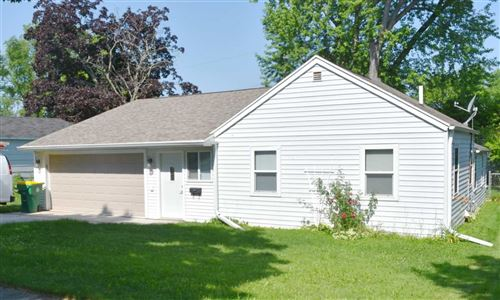 Photo of 713 THRUSH Street, GREEN BAY, WI 54303 (MLS # 50225276)