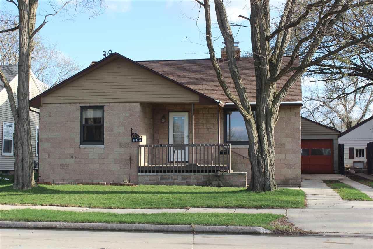 504 W DIVISION Street, Fond du Lac, WI 54935 - MLS#: 50238278