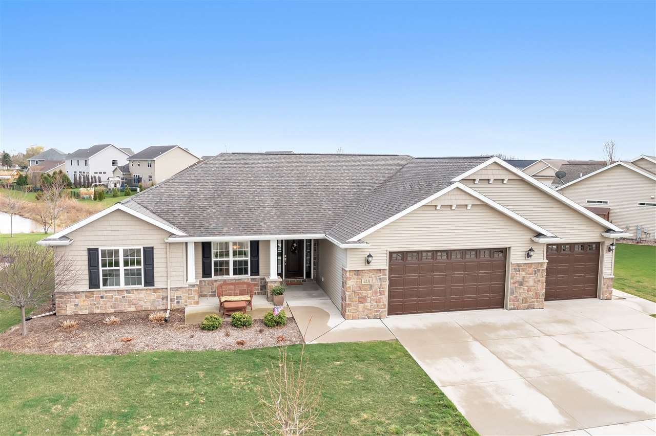 3131 E RUBYRED Drive, Appleton, WI 54913 - MLS#: 50238290