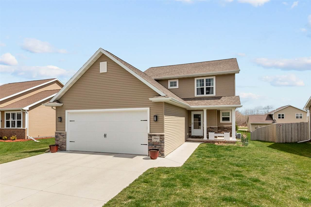 2660 CAVALRY Lane, Neenah, WI 54956 - MLS#: 50238316