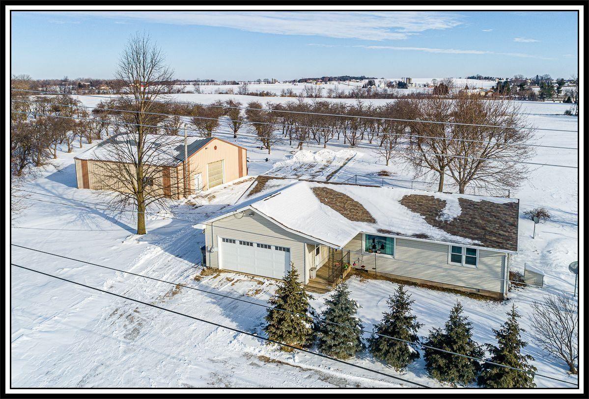 N2246 GREENVILLE Drive, Hortonville, WI 54944 - MLS#: 50219321