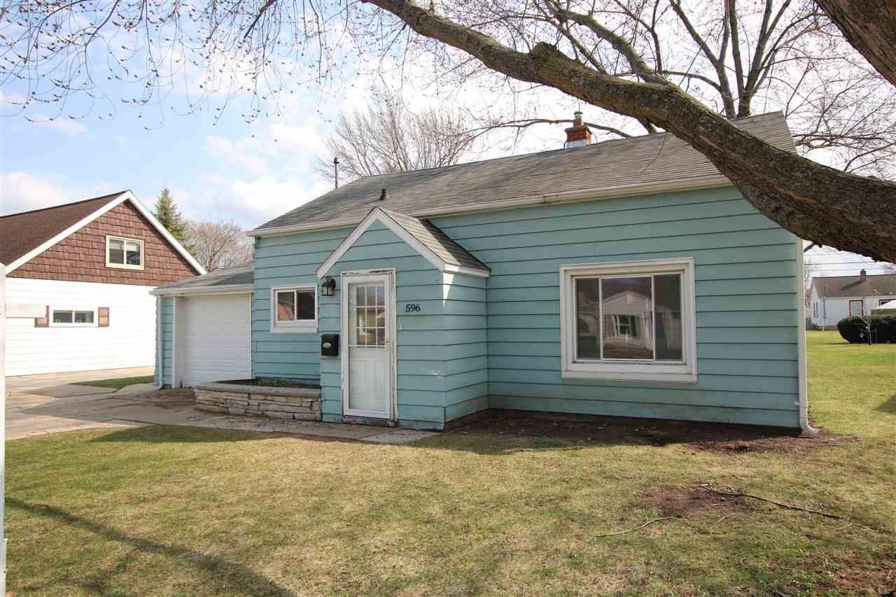 596 RUGGLES Street, Fond du Lac, WI 54935 - MLS#: 50235321