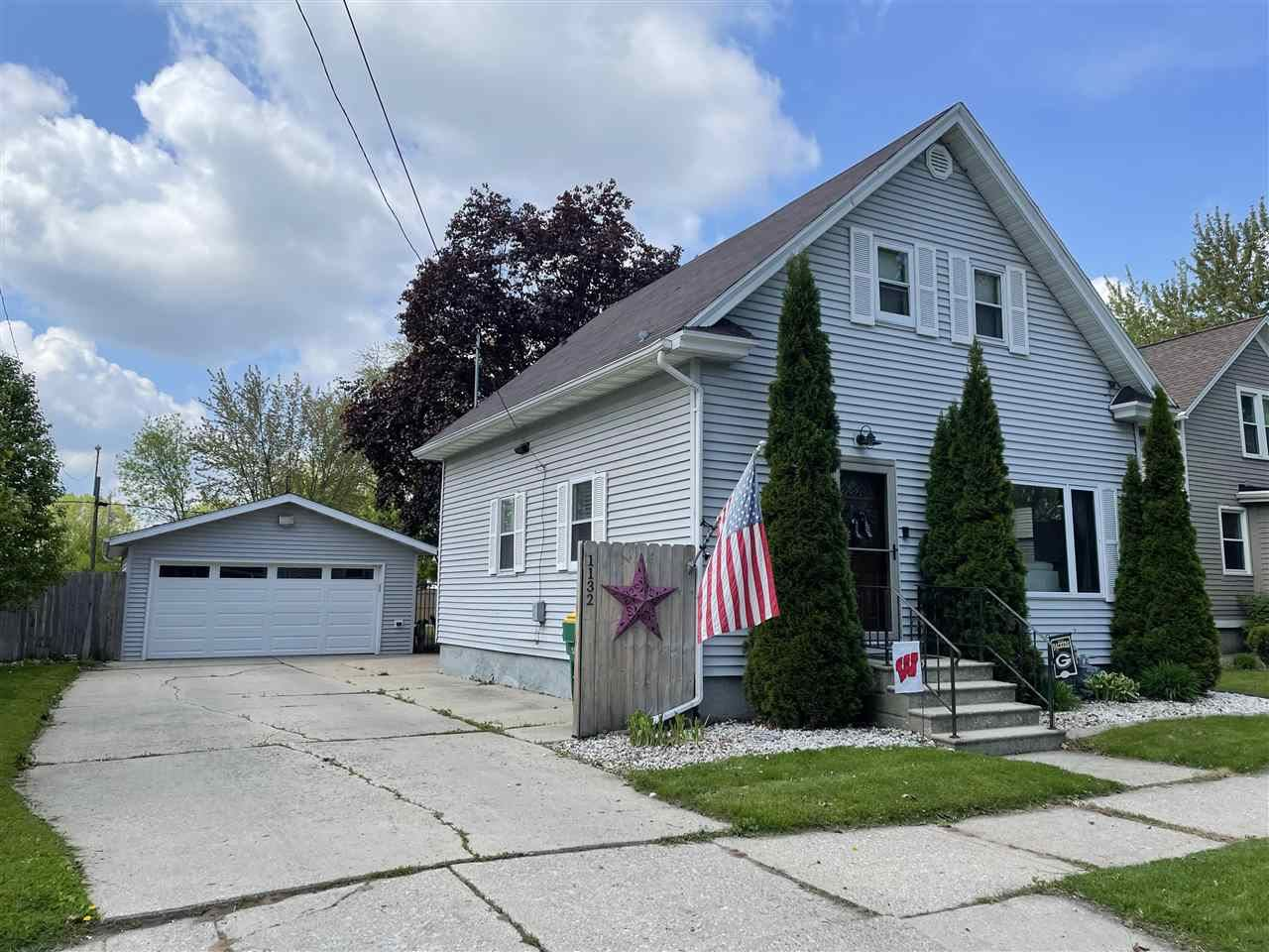 1132 BERNER Street, Green Bay, WI 54302 - MLS#: 50240321