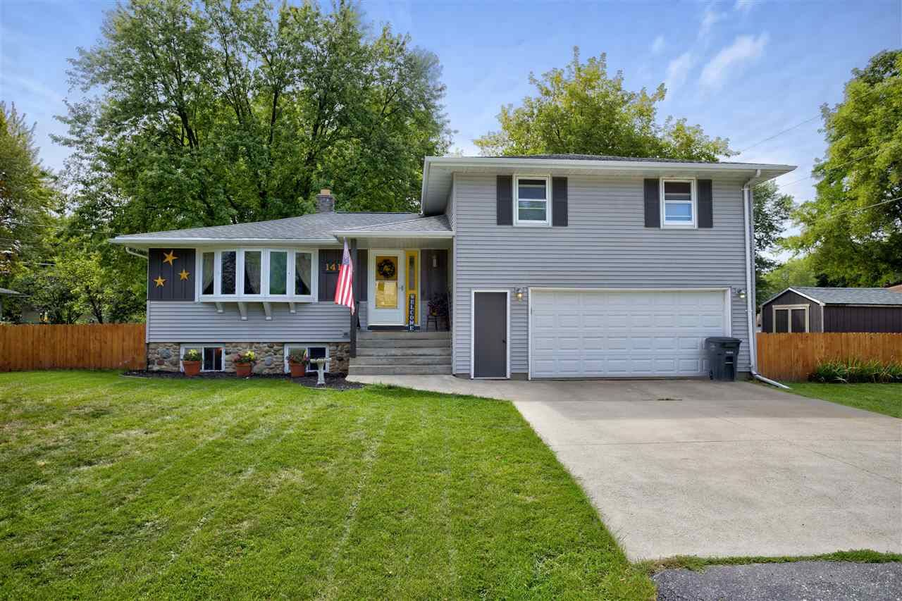 1413 GEORGE Street, Appleton, WI 54915 - MLS#: 50229323