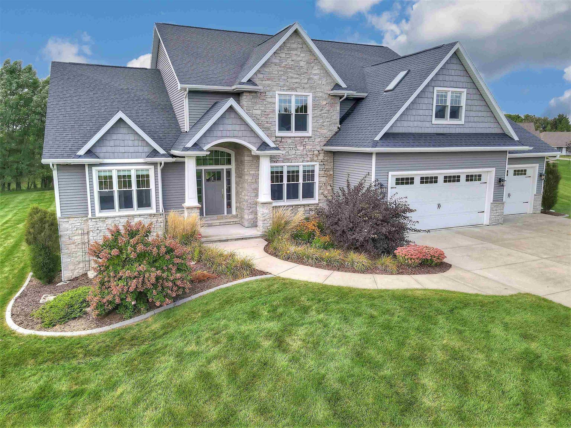 3400 AMBER Lane, Green Bay, WI 54311 - MLS#: 50248323