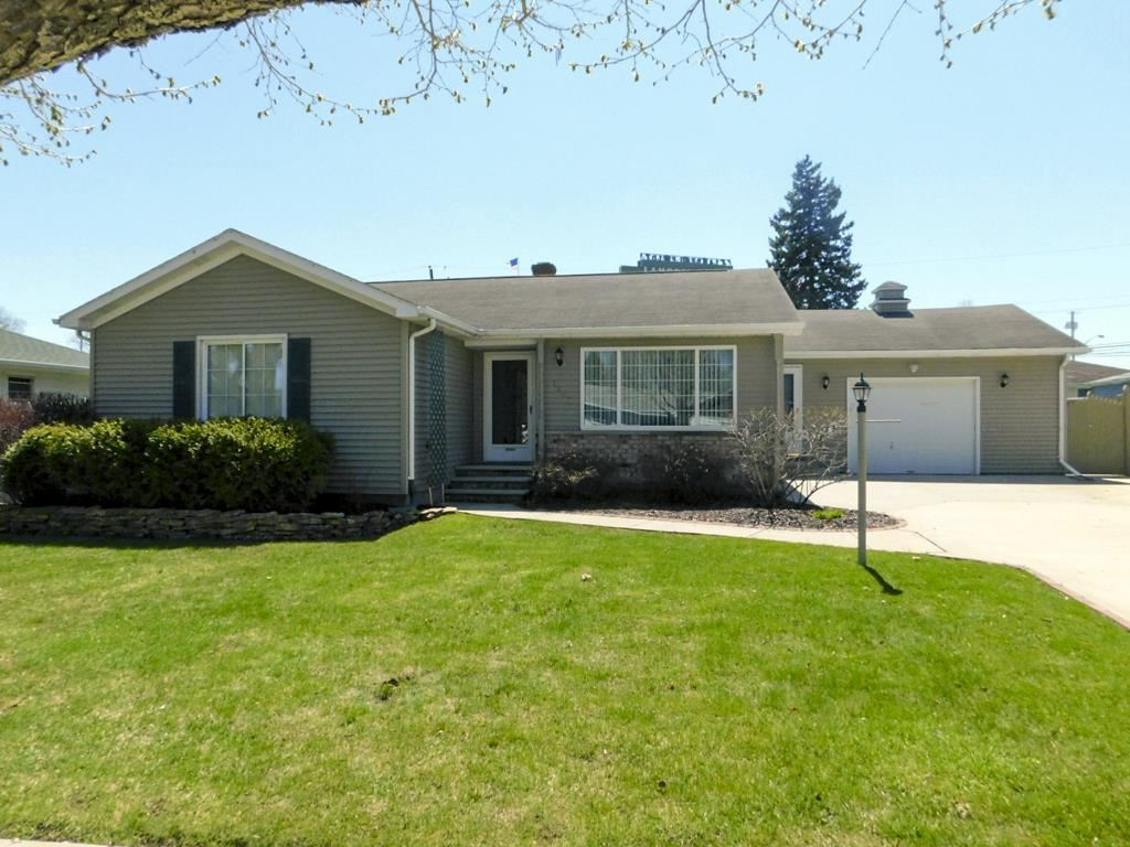 1267 THORNDALE Street, Green Bay, WI 54304 - MLS#: 50221334