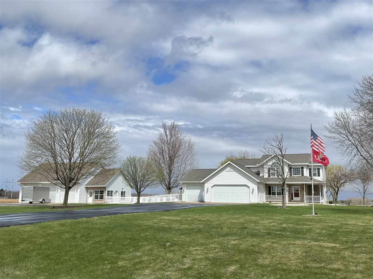 2544 LITTLE RAPIDS Road, De Pere, WI 54115 - MLS#: 50238339