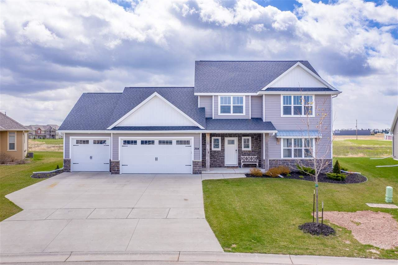 3514 TULIP Trail, Appleton, WI 54913 - MLS#: 50238346