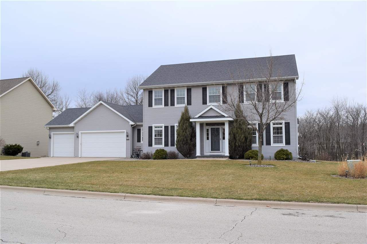 948 GREEN RIDGE Road, De Pere, WI 54115 - MLS#: 50237349