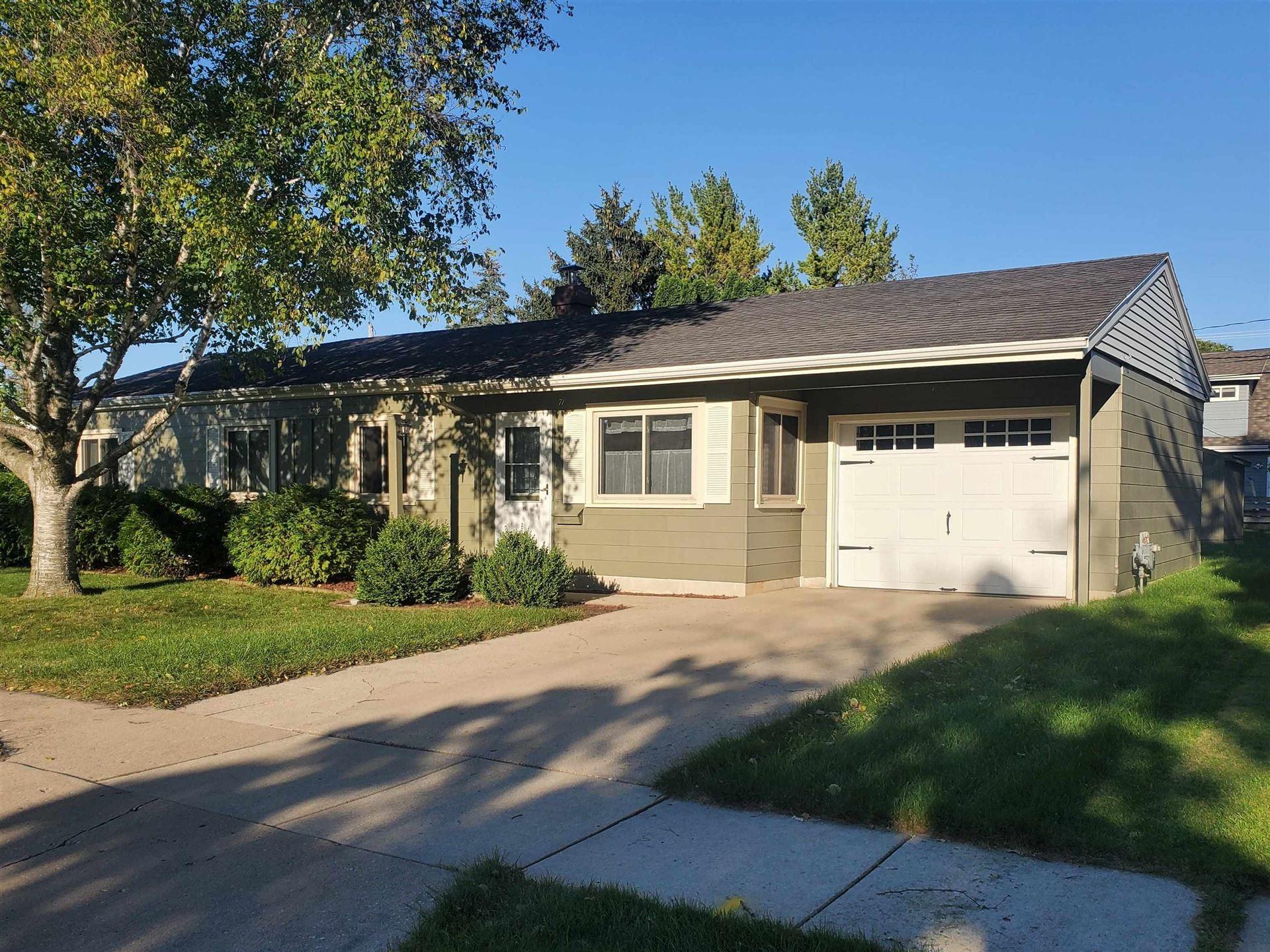 71 S ROYAL Avenue, Fond du Lac, WI 54935 - MLS#: 50248356