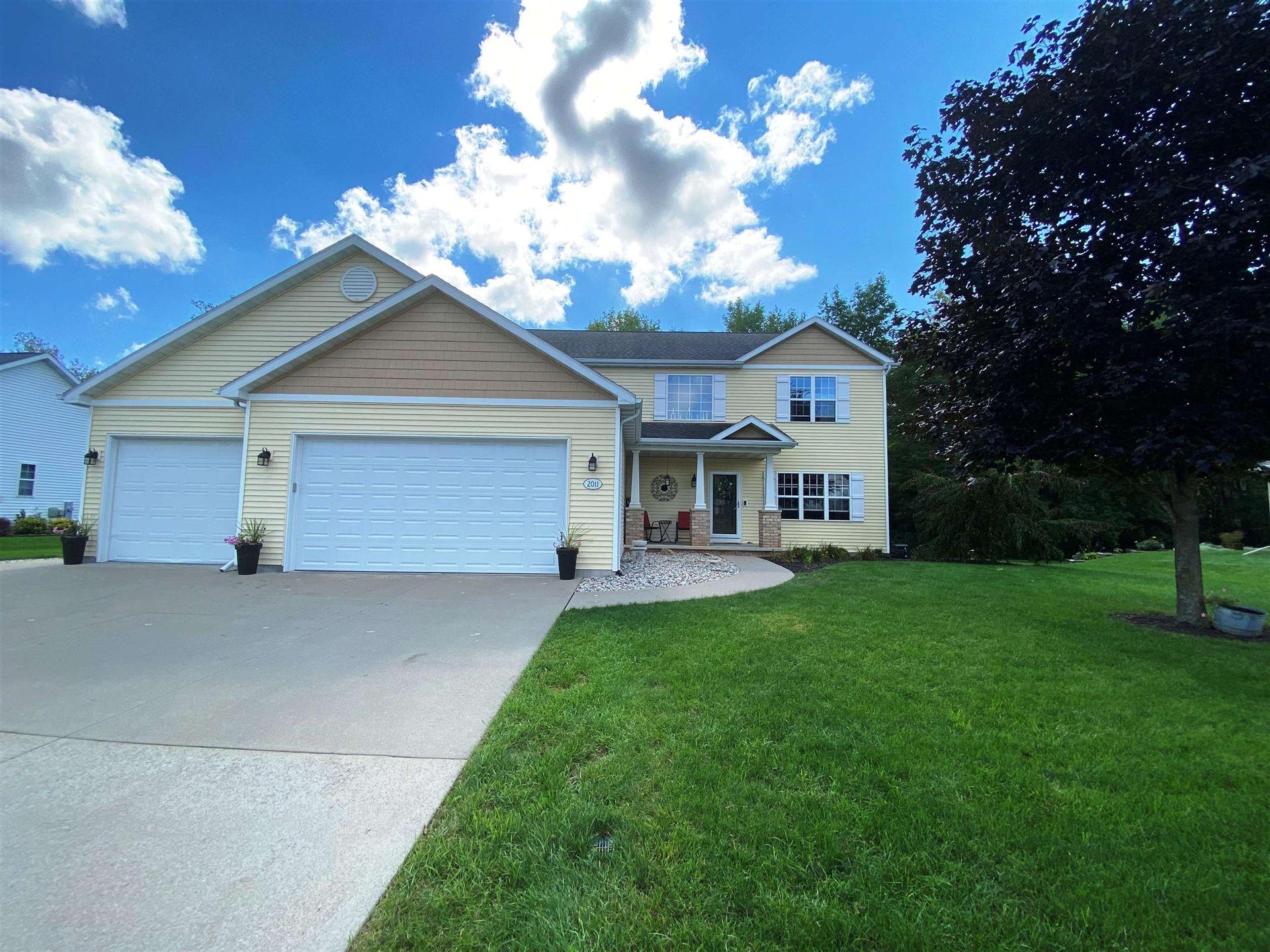 2011 HIDDEN CREEK Road, Neenah, WI 54956 - MLS#: 50248358