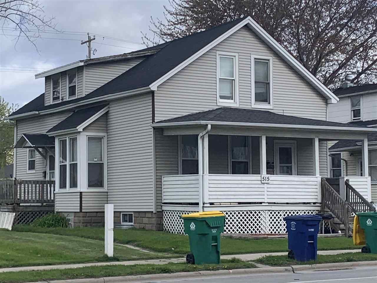 515 N BROADWAY Street, Green Bay, WI 54303 - MLS#: 50239369