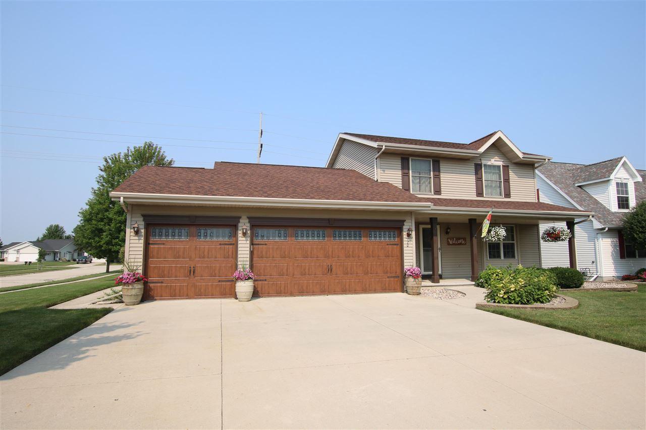 420 ROCKROSE Drive, Fond du Lac, WI 54935 - MLS#: 50245370