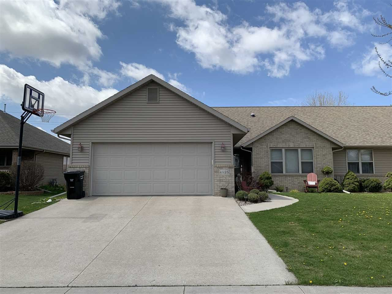 4825 N APPLE Road, Appleton, WI 54913 - MLS#: 50239374