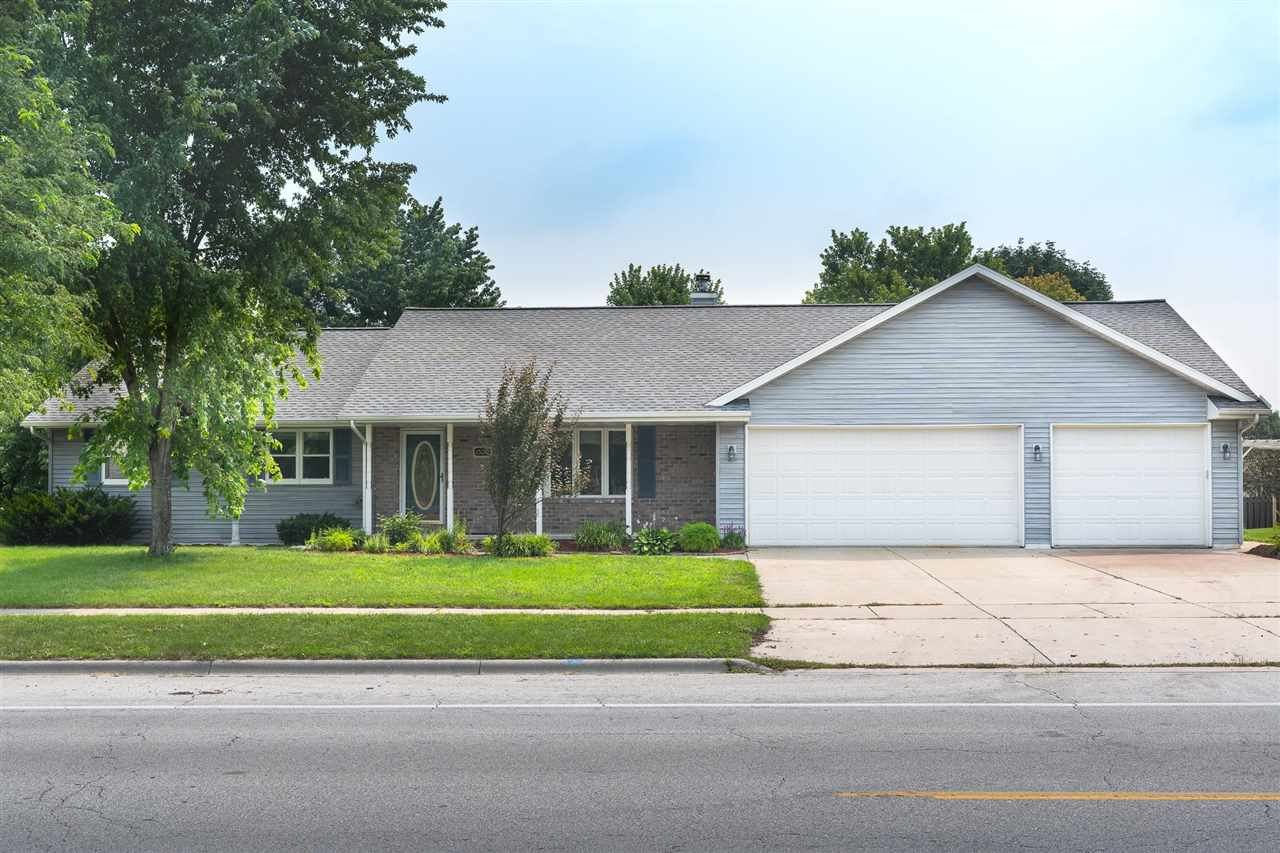 1500 HILLCREST Heights, Green Bay, WI 54313 - MLS#: 50245374