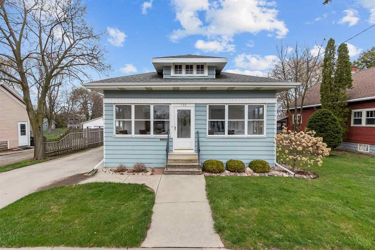 122 W 17TH Avenue, Oshkosh, WI 54902 - MLS#: 50238377