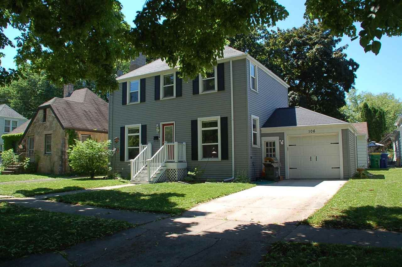 106 S BUCHANAN Street, Green Bay, WI 54303 - MLS#: 50243379