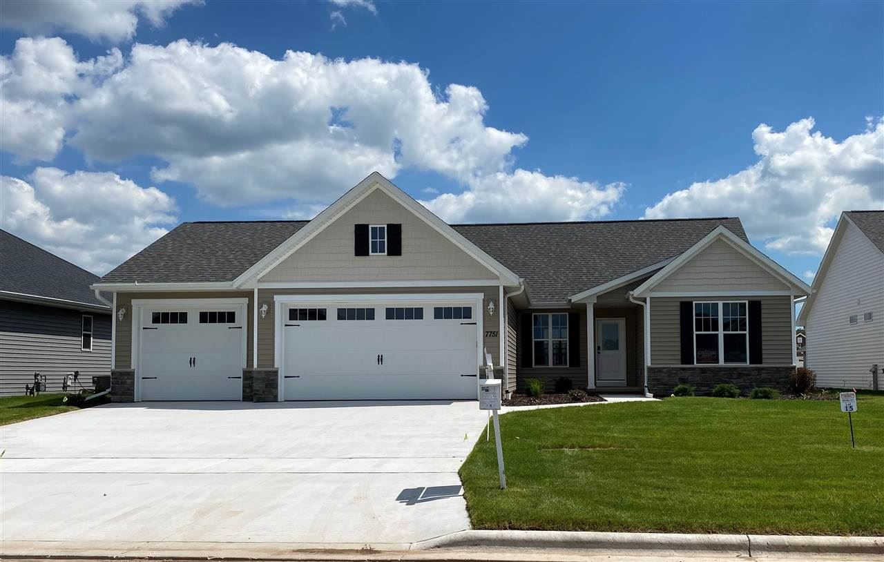 7751 SUNSTONE Court, De Pere, WI 54115 - MLS#: 50238385