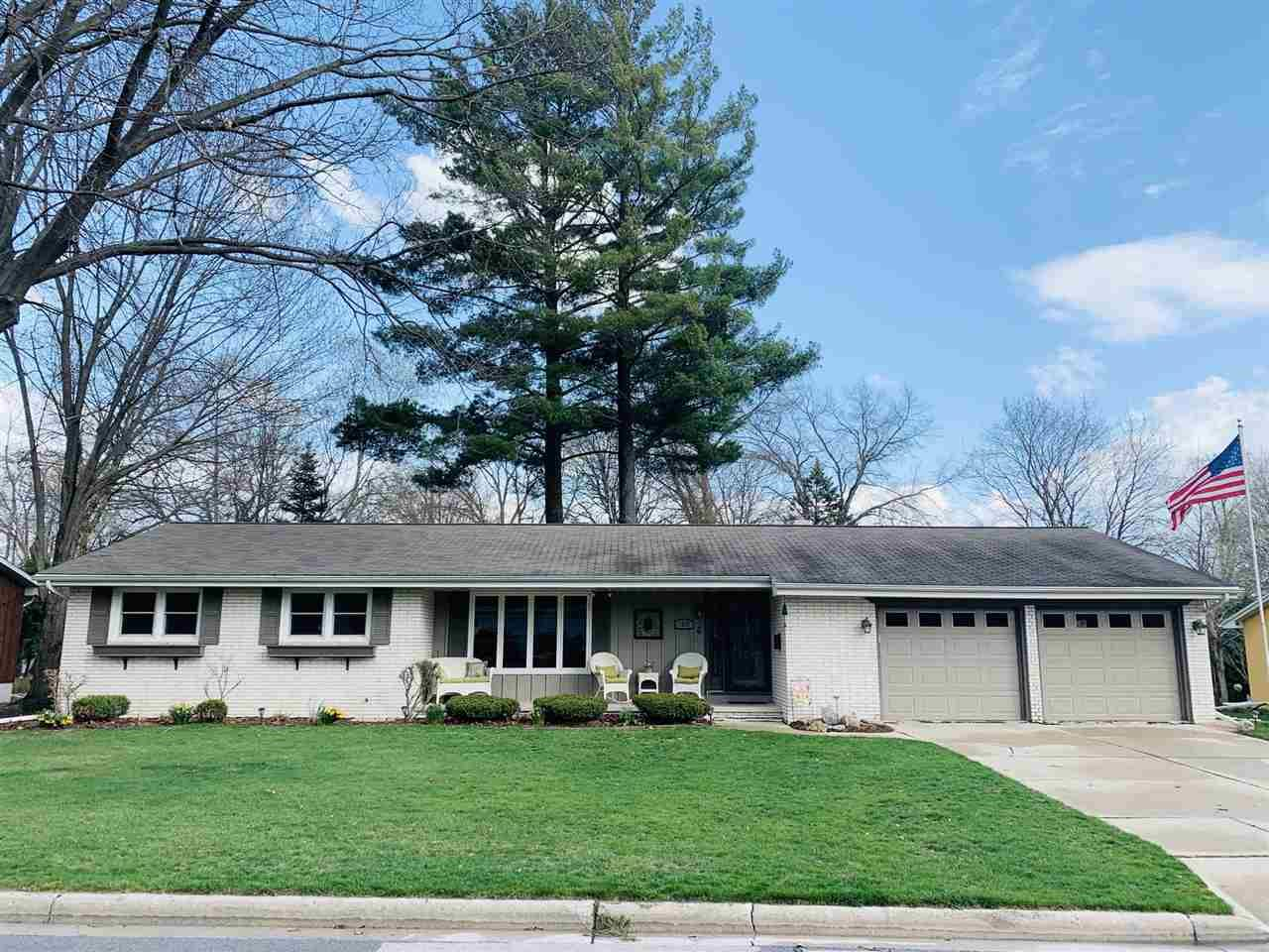 1515 OAK RIDGE Drive, Green Bay, WI 54304 - MLS#: 50238394