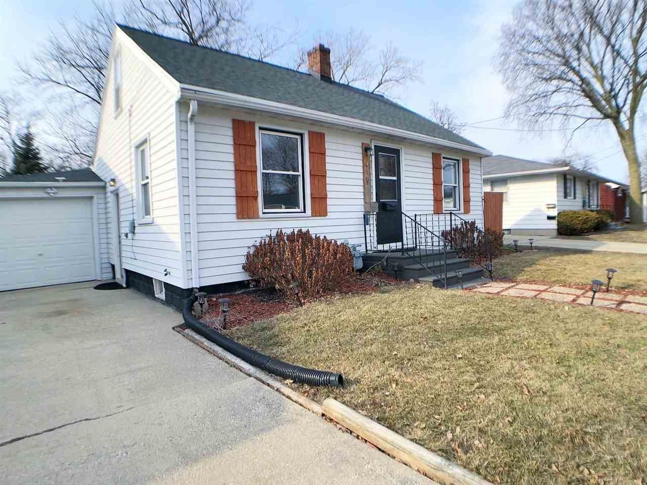 418 HARTUNG Street, Green Bay, WI 54302 - MLS#: 50236401