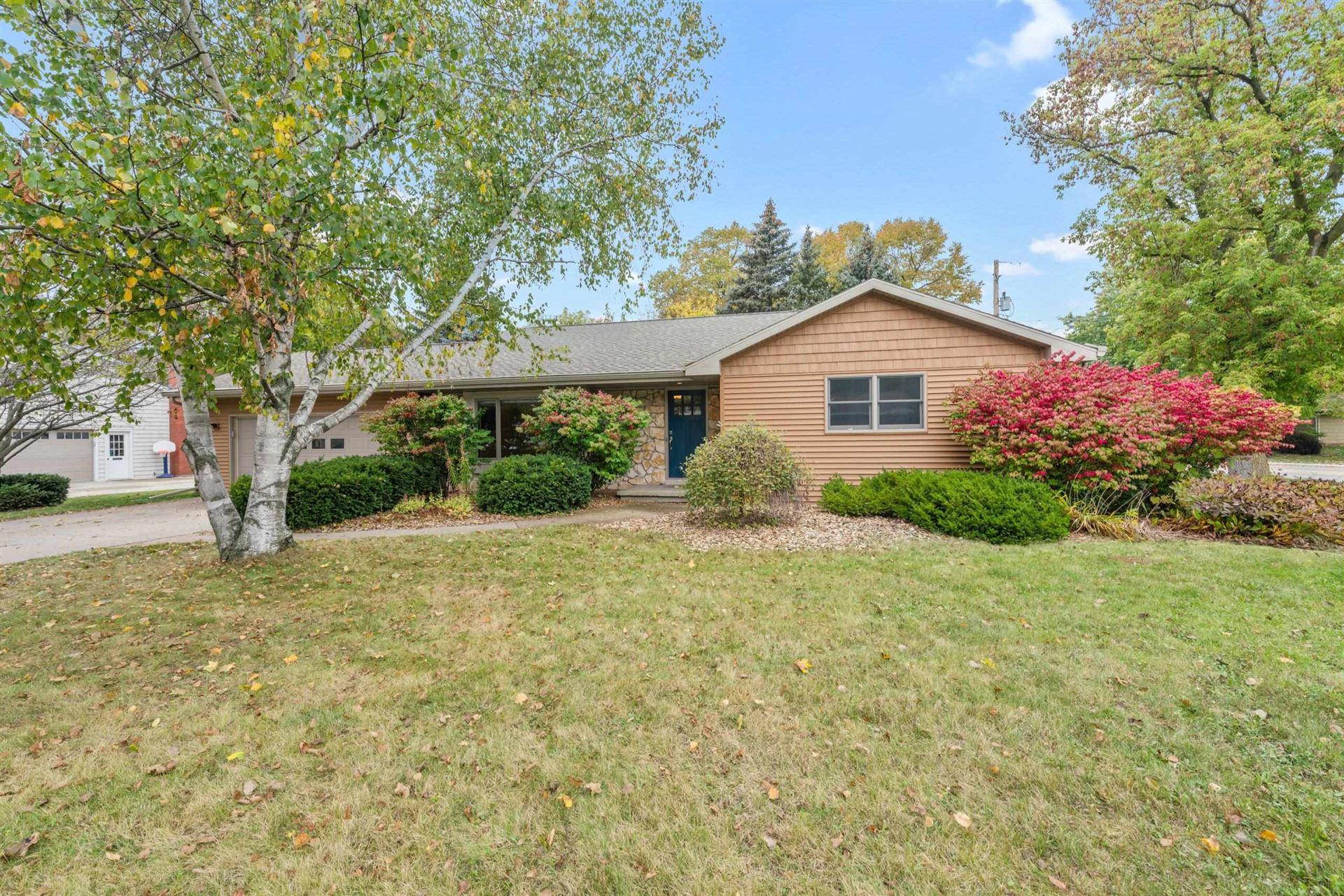 1605 S HILLCREST Drive, Appleton, WI 54914 - MLS#: 50249401