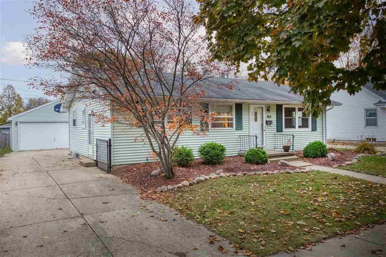 913 W BROWNING Street, Appleton, WI 54914 - MLS#: 50231405