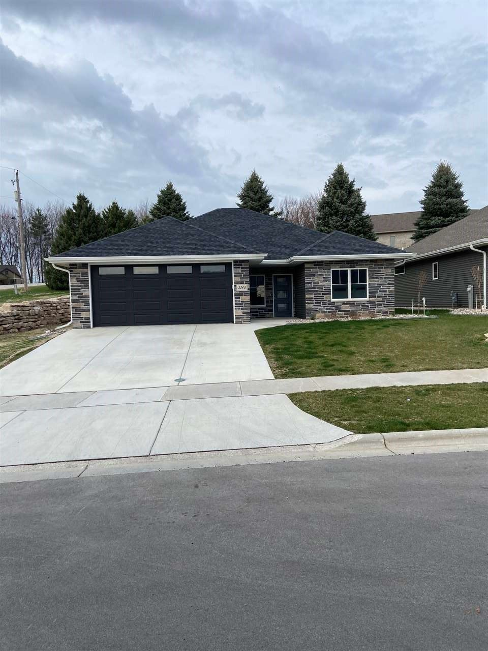 3348 STONE RIDGE Drive, Green Bay, WI 54313 - MLS#: 50238411