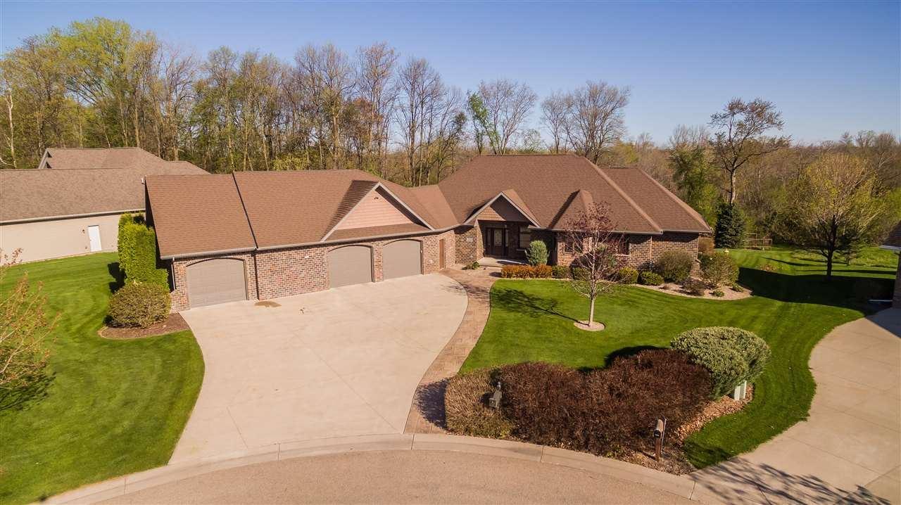 W7058 FOREST GLEN Court, Greenville, WI 54942 - MLS#: 50240416