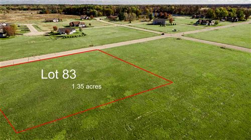 Photo of WHITE TAIL Drive, FREMONT, WI 54940 (MLS # 50194419)