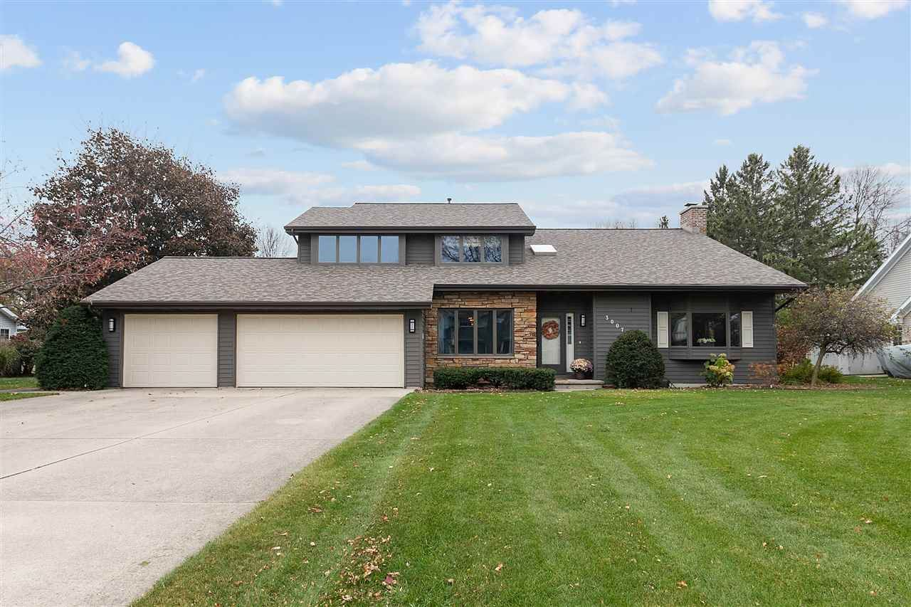 3007 W HERITAGE Avenue, Appleton, WI 54914 - MLS#: 50231424