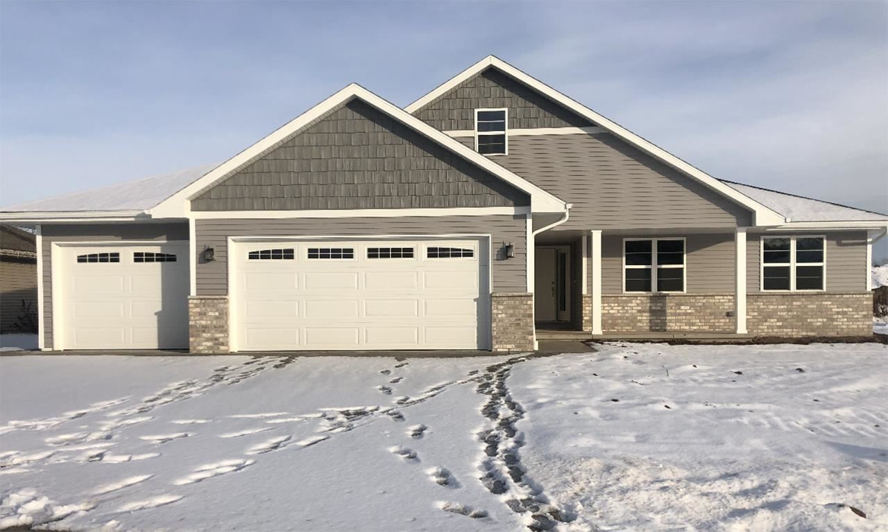 1256 CLEMENTINE Road, Green Bay, WI 54313 - MLS#: 50245436