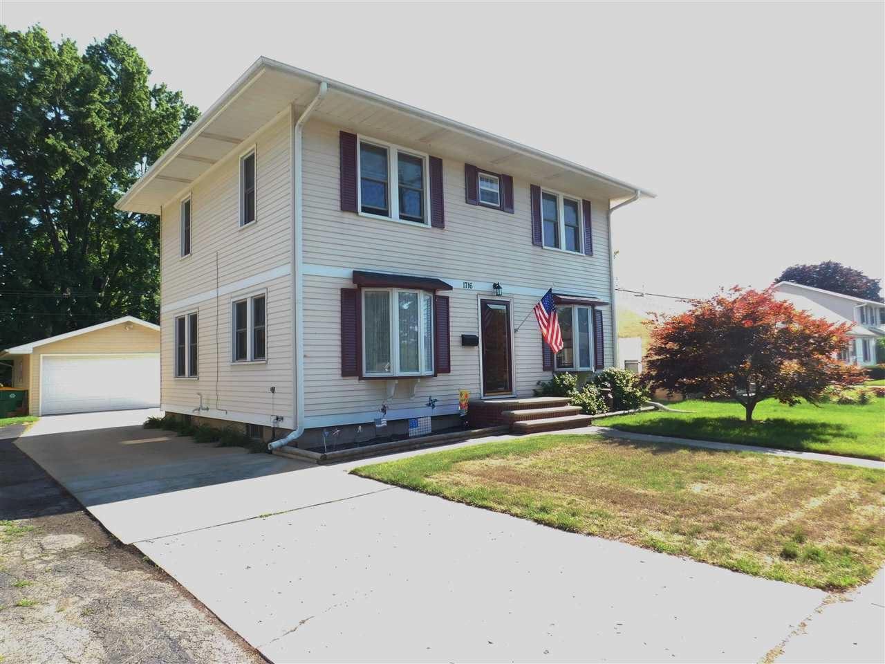 1716 EASTMAN Avenue, Green Bay, WI 54302 - MLS#: 50244451