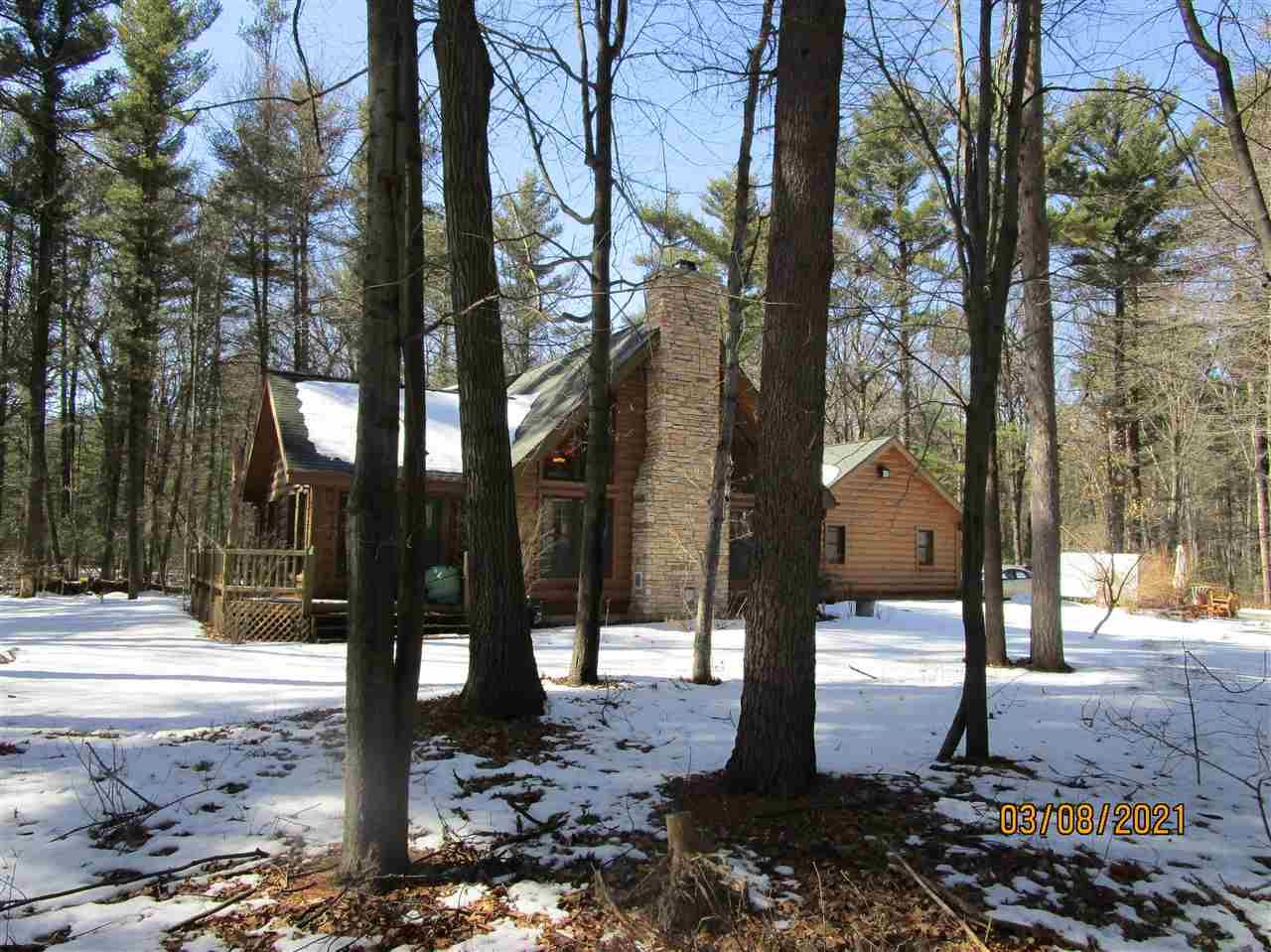 N1917 MAJESTIC PINES Circle, Wautoma, WI 54982 - MLS#: 50236455