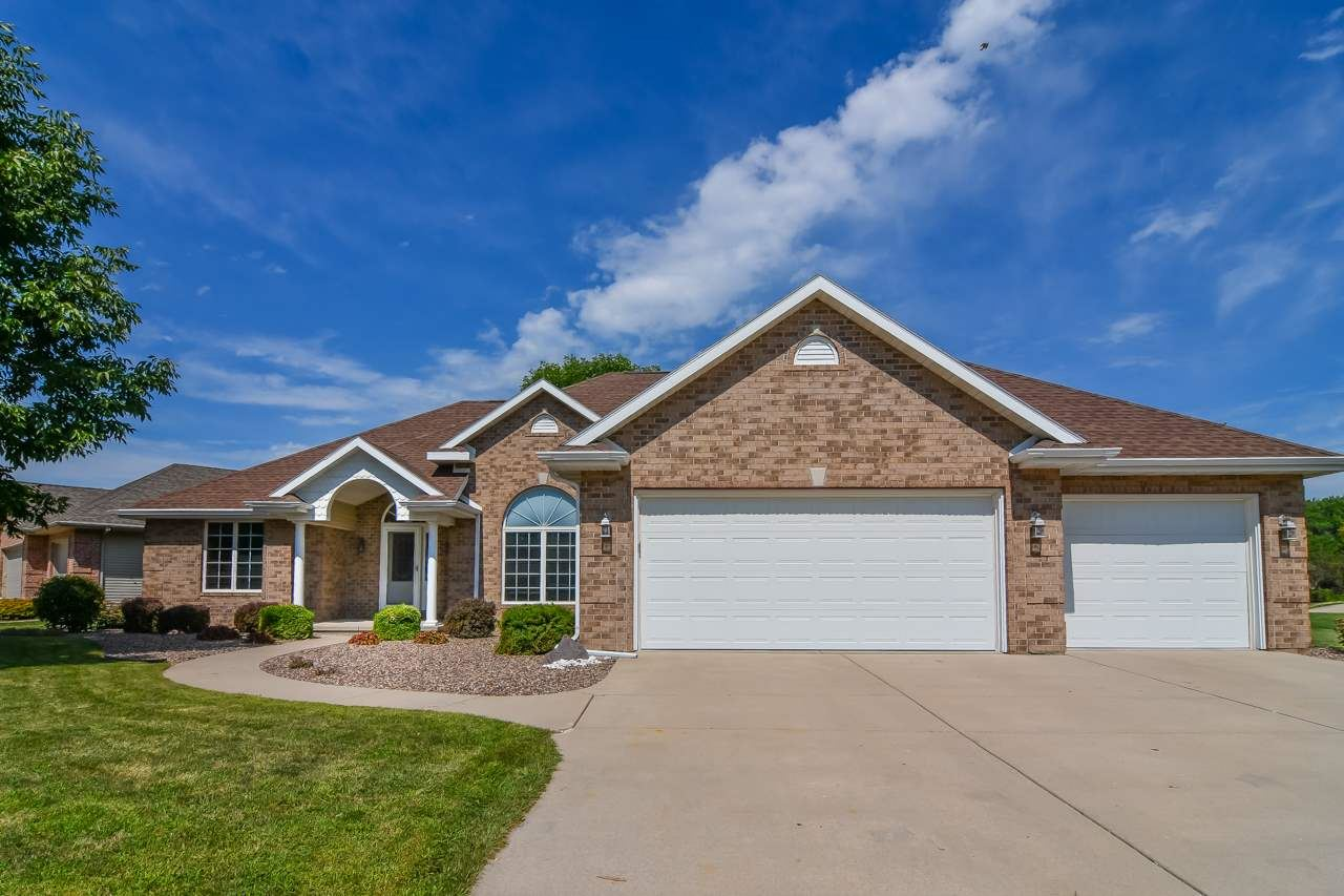 265 PADDY Court, Wrightstown, WI 54180 - MLS#: 50227483
