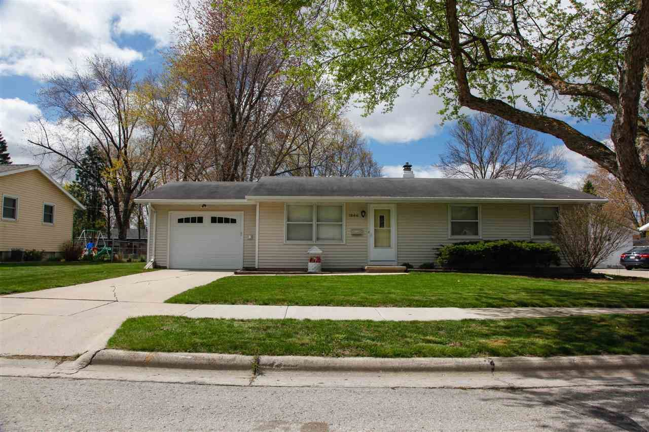 1844 JUNIPER Drive, Green Bay, WI 54302 - MLS#: 50239508