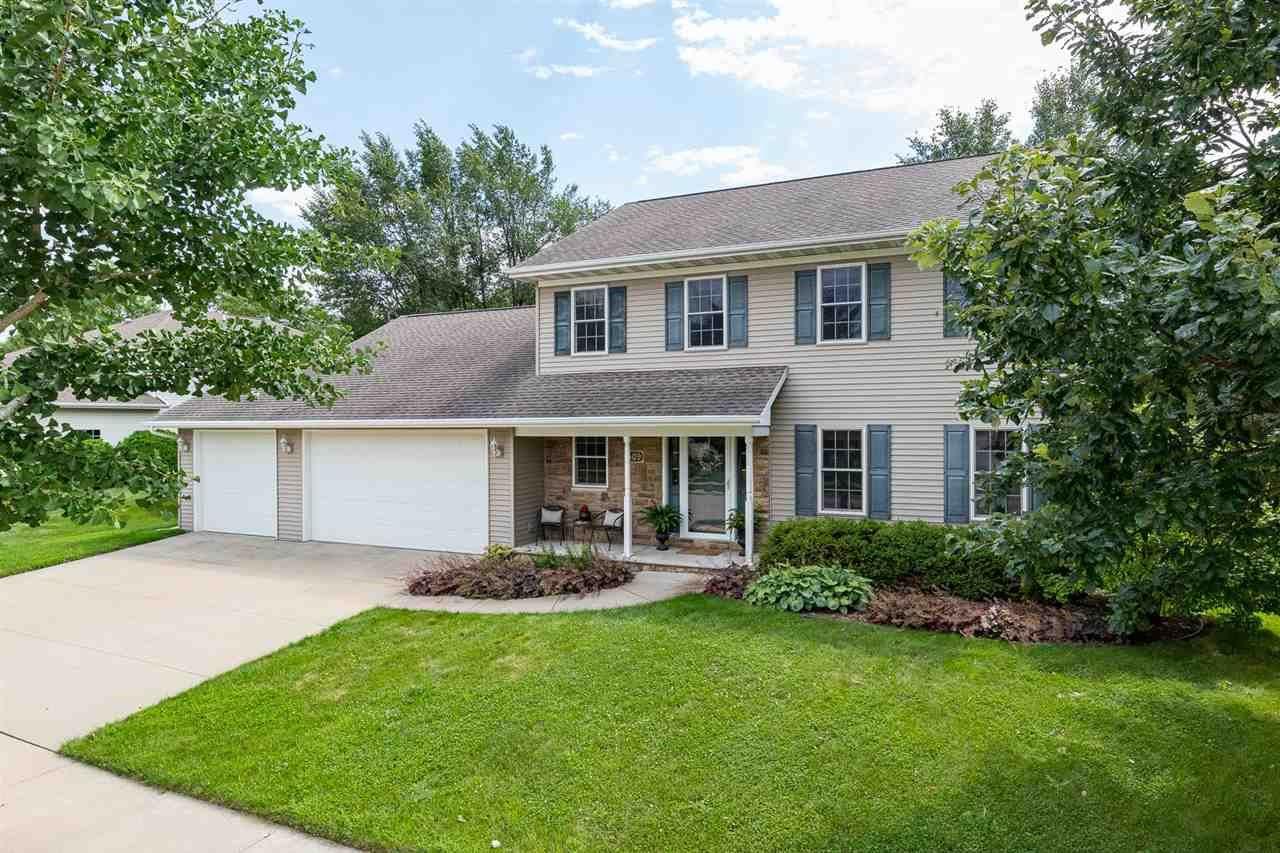509 W OLD SLEIGH Lane, Appleton, WI 54913 - MLS#: 50247514