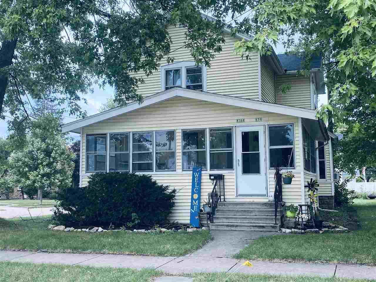838 MT VERNON Street, Oshkosh, WI 54901 - MLS#: 50228519