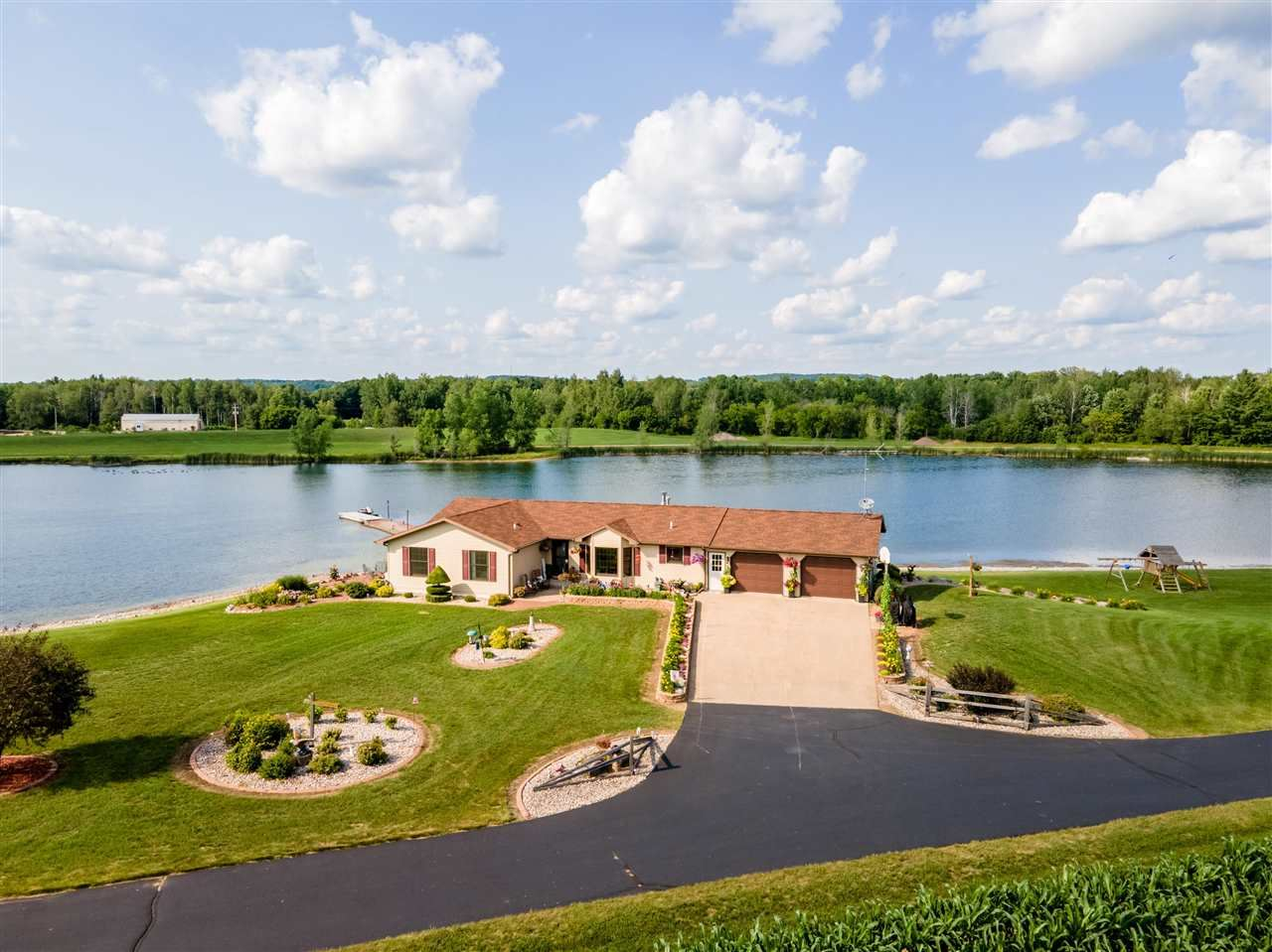 150 BOWERS Road, Marion, WI 54950 - MLS#: 50244526
