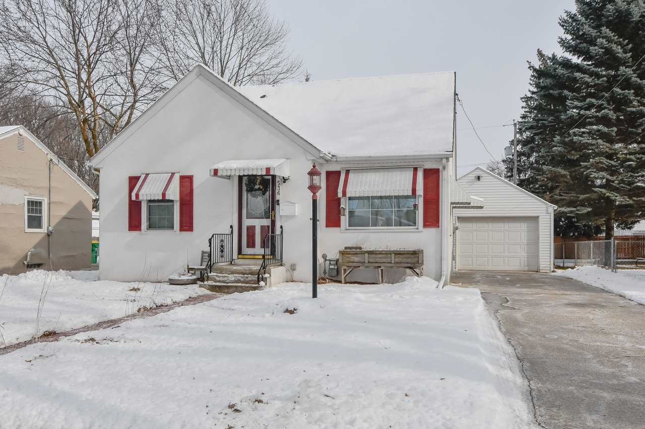 536 PROULX Street, Green Bay, WI 54302 - MLS#: 50235542