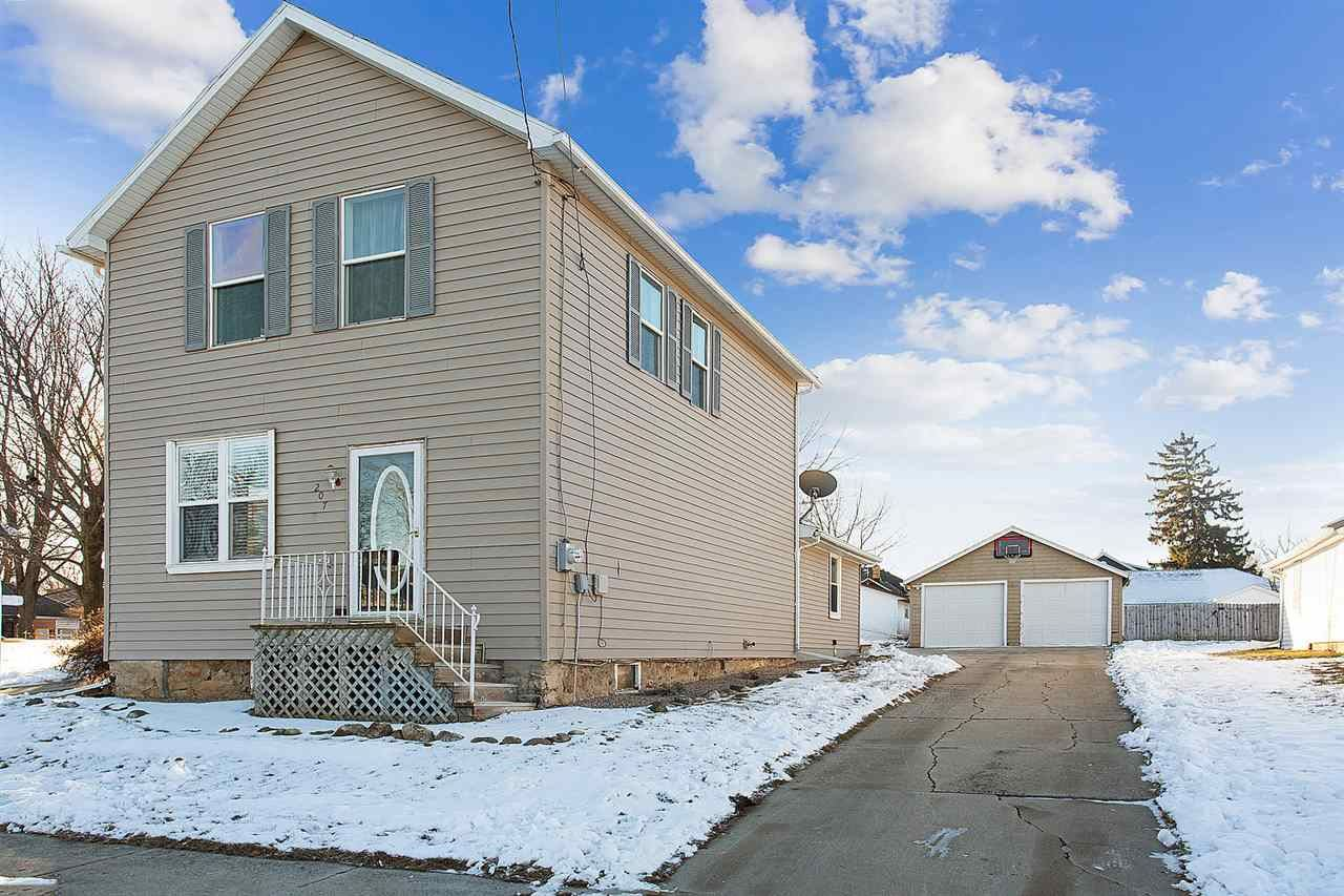 207 W WATER Street, Brillion, WI 54110 - MLS#: 50234547