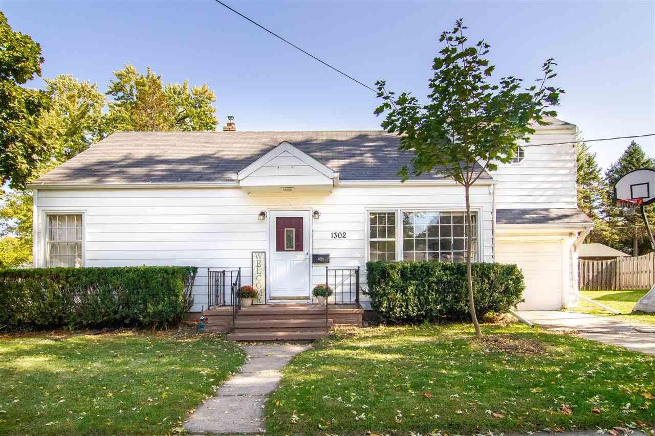 1302 S RITGER Street, Appleton, WI 54915 - MLS#: 50230561