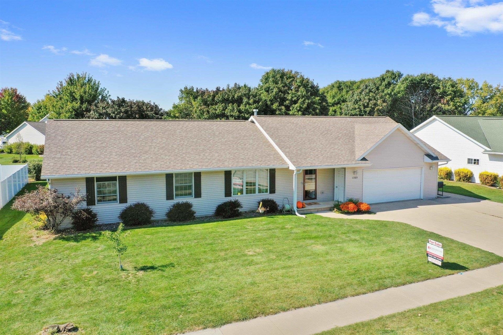 1389 HILLCREST HEIGHTS, Green Bay, WI 54313 - MLS#: 50248568