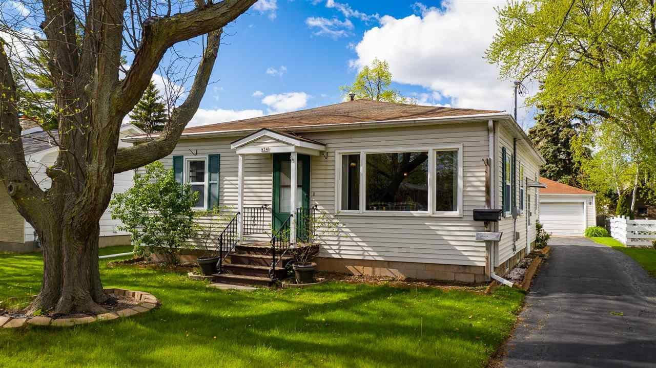 424 ANNEX Avenue, Oshkosh, WI 54901 - MLS#: 50239579