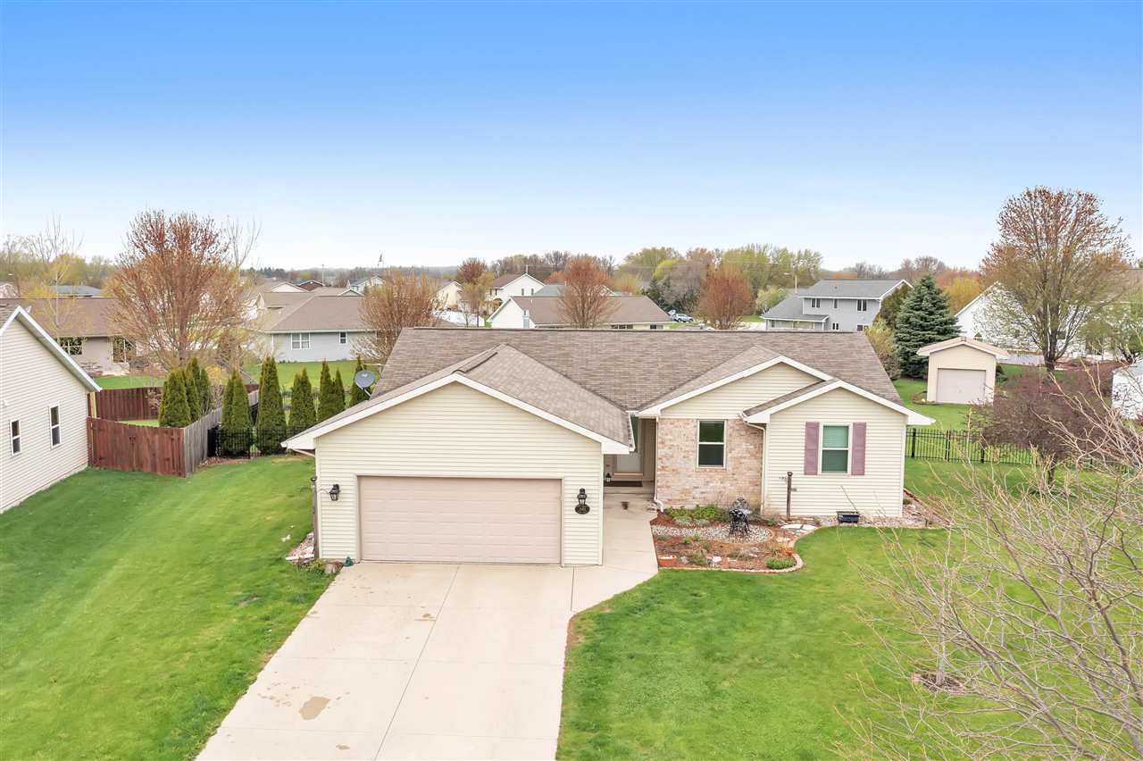 1583 MCRAE Place, Green Bay, WI 54311 - MLS#: 50239583