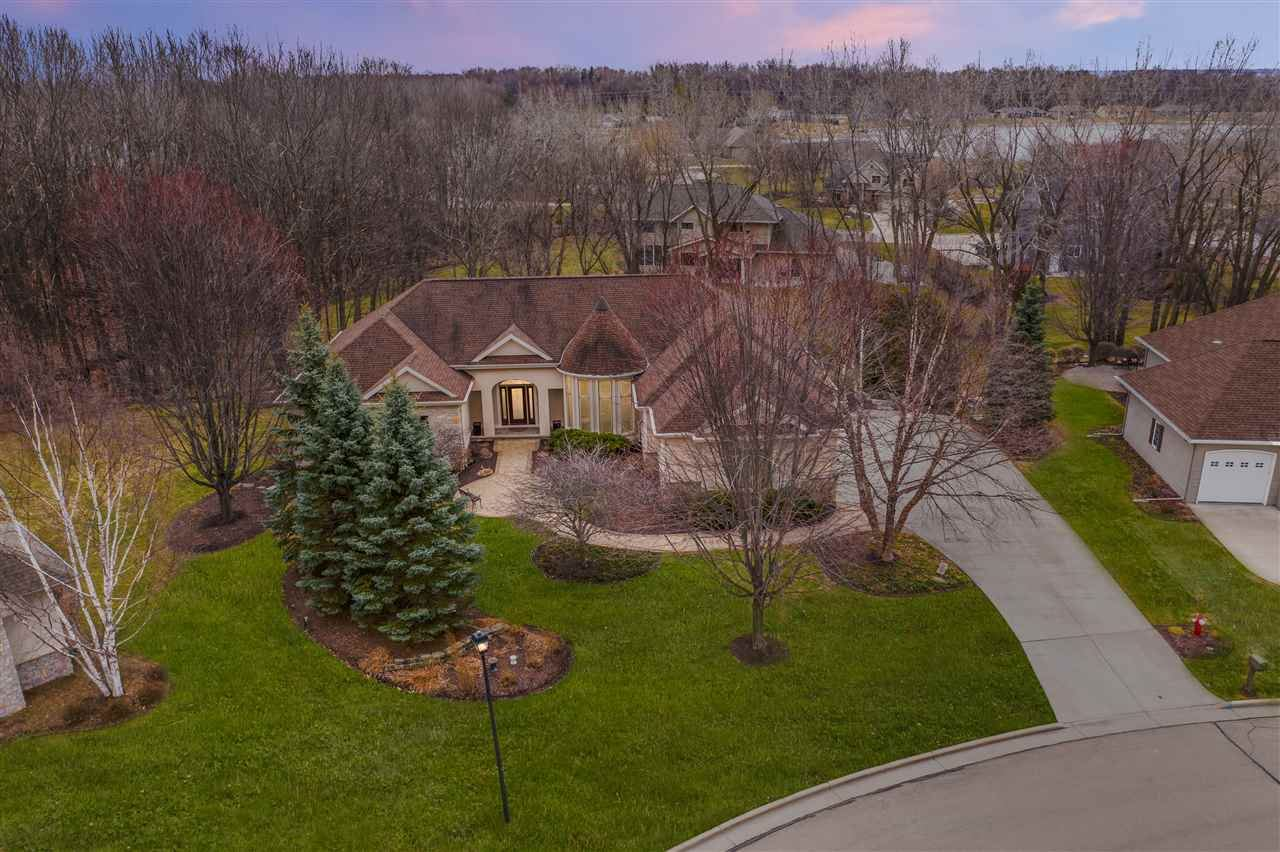 2471 WHISTLING SWAN Court, Menasha, WI 54952 - MLS#: 50237601
