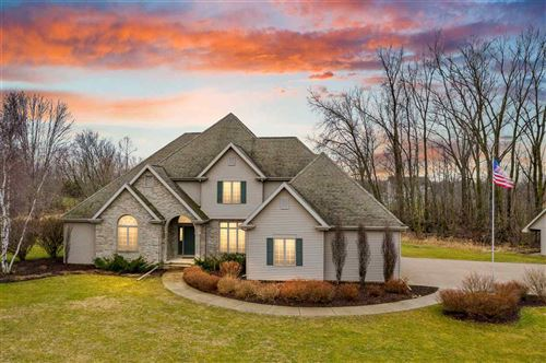 Photo of W8605 HILLVIEW Road, HORTONVILLE, WI 54944 (MLS # 50237603)