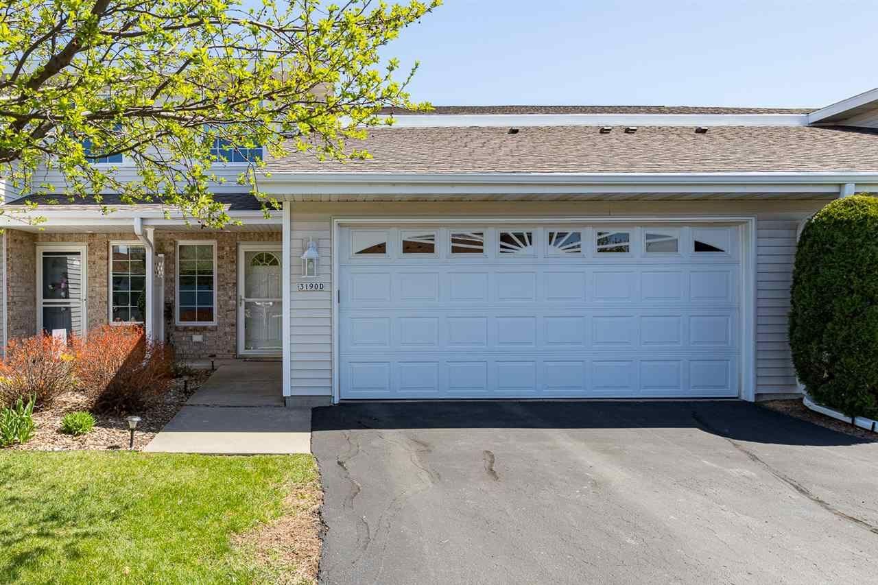 3190 WHITE TAIL Lane #D, Oshkosh, WI 54904 - MLS#: 50238606