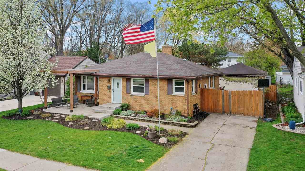 1418 14TH Avenue, Green Bay, WI 54304 - MLS#: 50239615