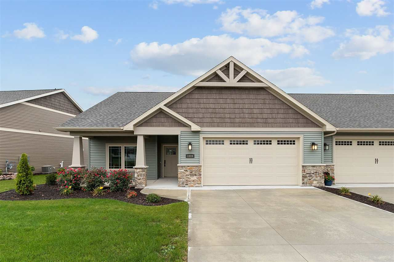 1319 PRAIRIE LAKE Circle, Neenah, WI 54956 - MLS#: 50191617