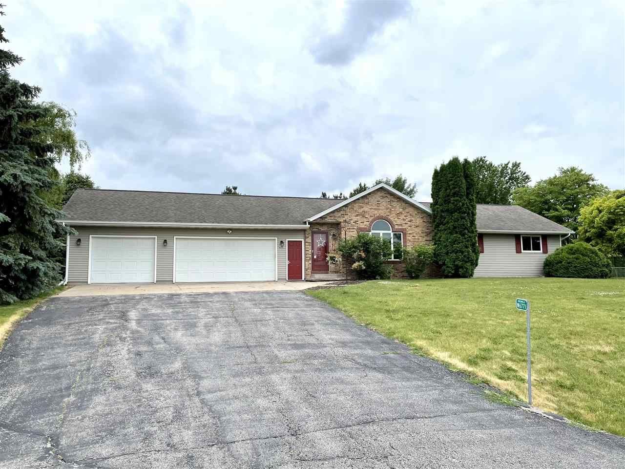 W6771 GREENRIDGE Drive, Greenville, WI 54942 - MLS#: 50242634